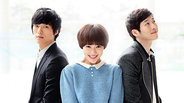 دانلود سریال کره ای میتونی صدای قلبمو بشنوی