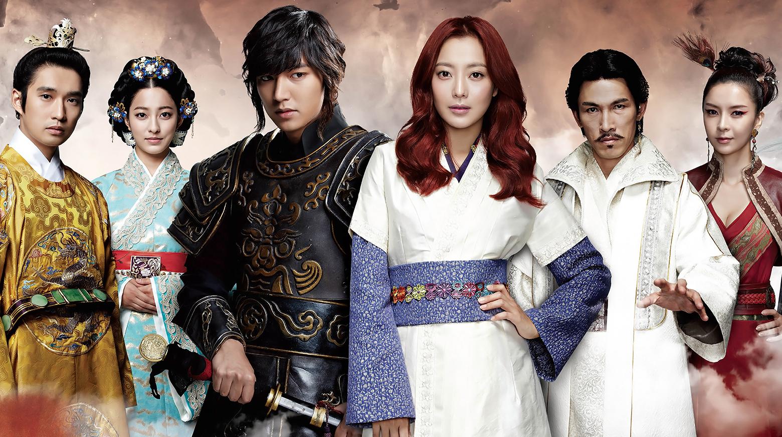 Asian TV Dramas - Cover
