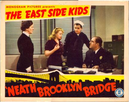 'Neath Brooklyn Bridge
