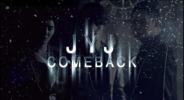 JYJ (Jaejoong, Yoochun, Junsu)