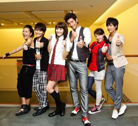 دانلود سریال تایوانی مسابقه عجیب