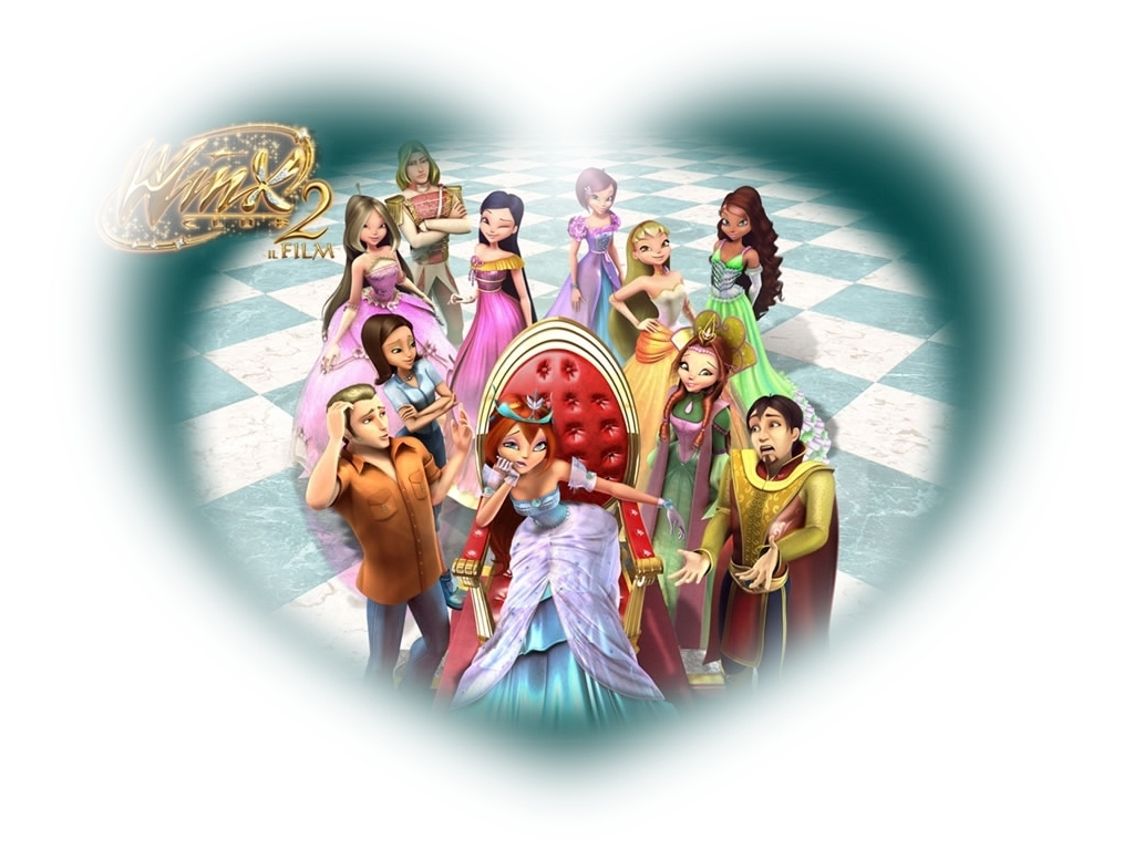 Winx Club 2: Magical Adventure [COMPLETED]