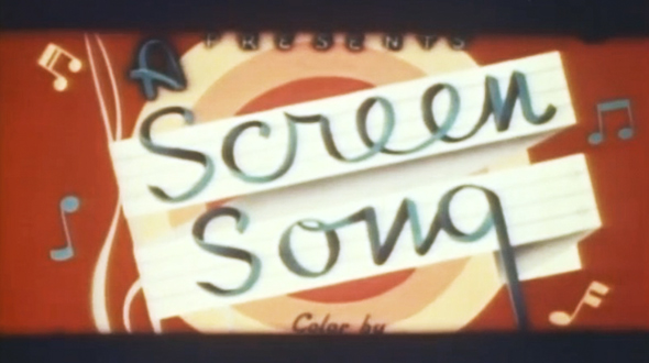 Screen Songs