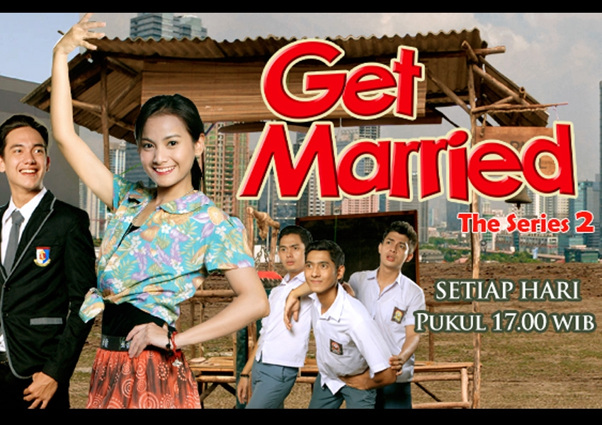 Get Married 2 - The Series