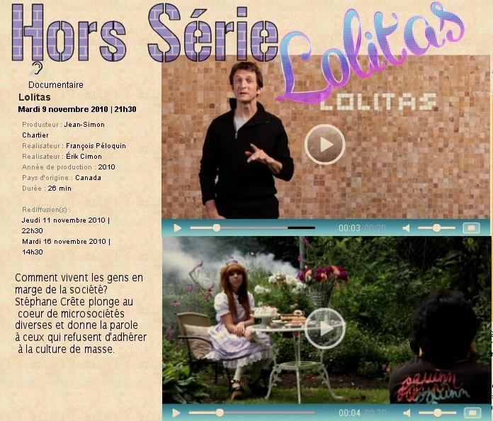 Hors Série - Les Lolitas