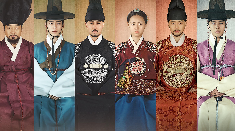 دانلود سریال کره ای شاهزاده جونگمیونگ