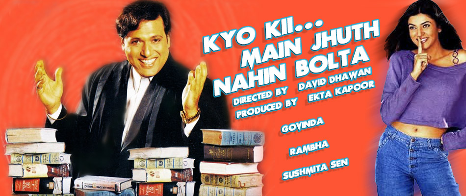 kyo kii main jhuth nahin bolta 2001 full movie