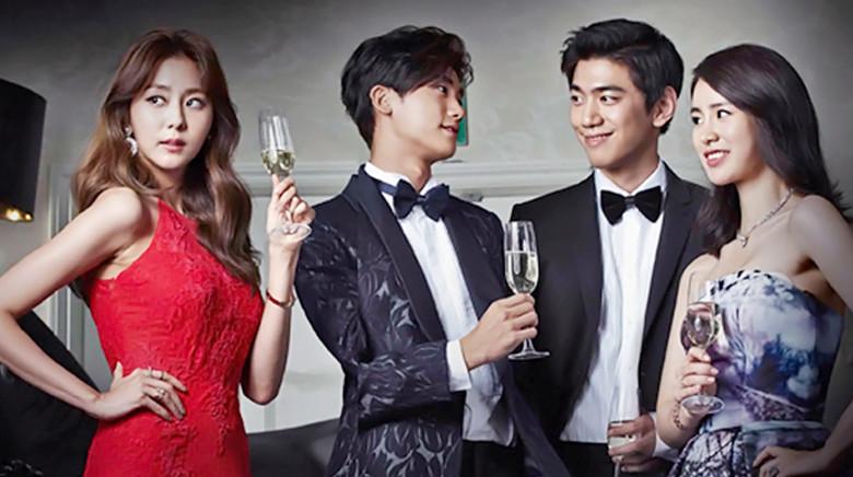 Five fingers korean drama trailer eng sub - Vietnamese drama online