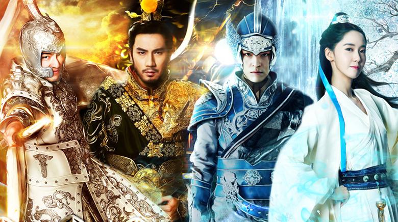 El Dios de la Guerra, Zhao Yun