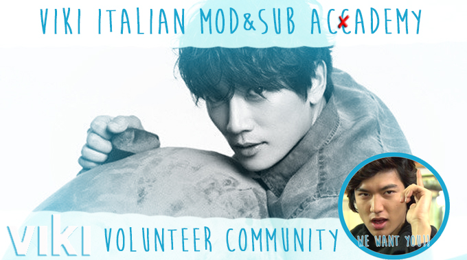 Viki Italian Mod&Sub Academy