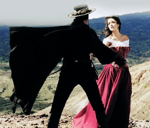 Zorro, the Sword and the Rose
