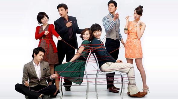 دانلود سریال کره ای سرنوشت سازان