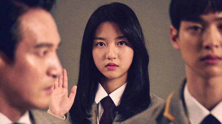 Drama Solomon Perjury Review(saungkorea.com)