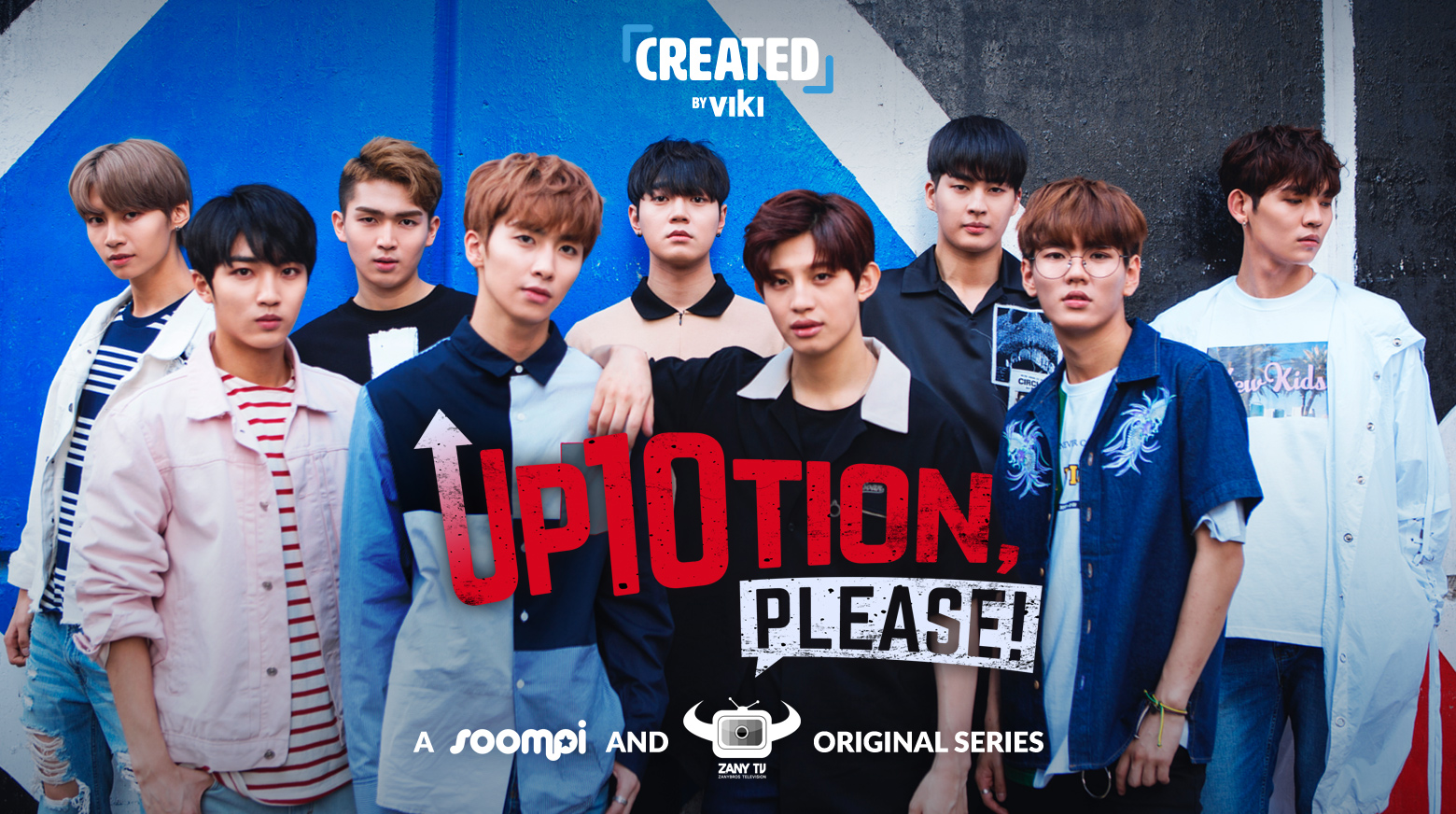 UP10TION, Please