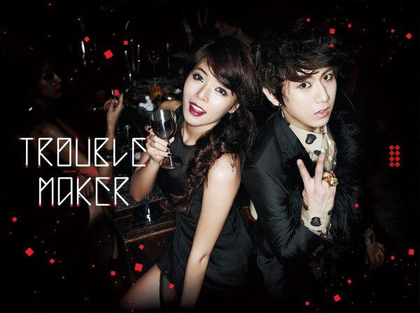 Trouble Maker (JS & Hyuna)