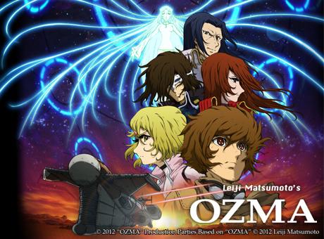 Leiji Matsumoto's OZMA
