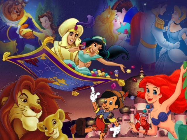 French Walt Disney Songs