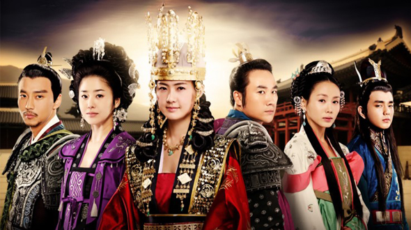The Great Queen Seon Deok