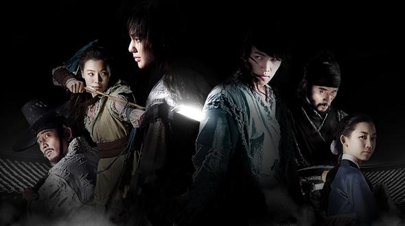 دانلود سریال کره ای بک دونگ سوی دلاور