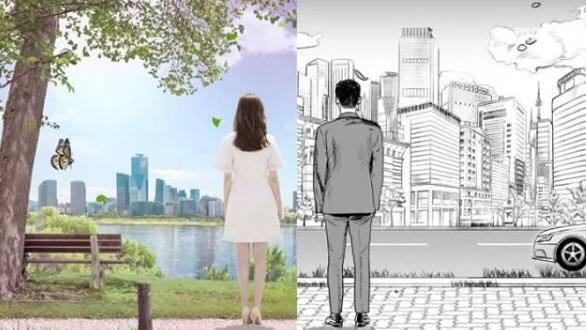 Manhwa/webtoon/manga kdramas