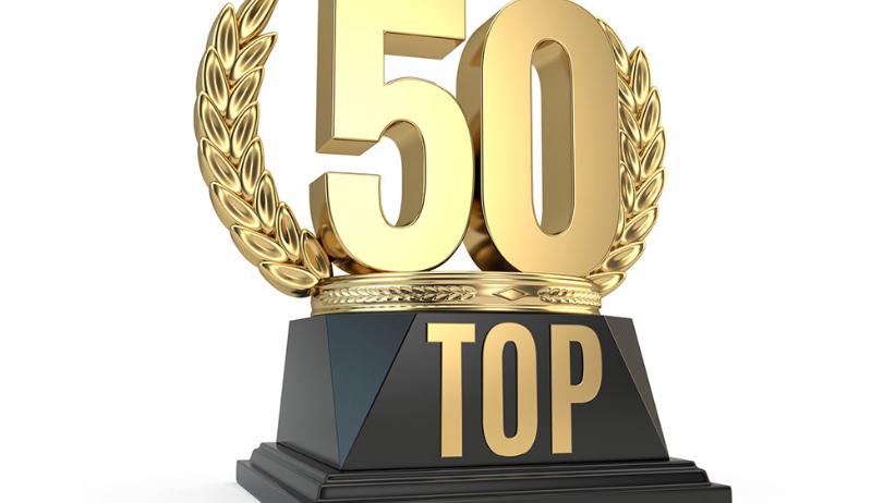 Top 50 of k-dramas
