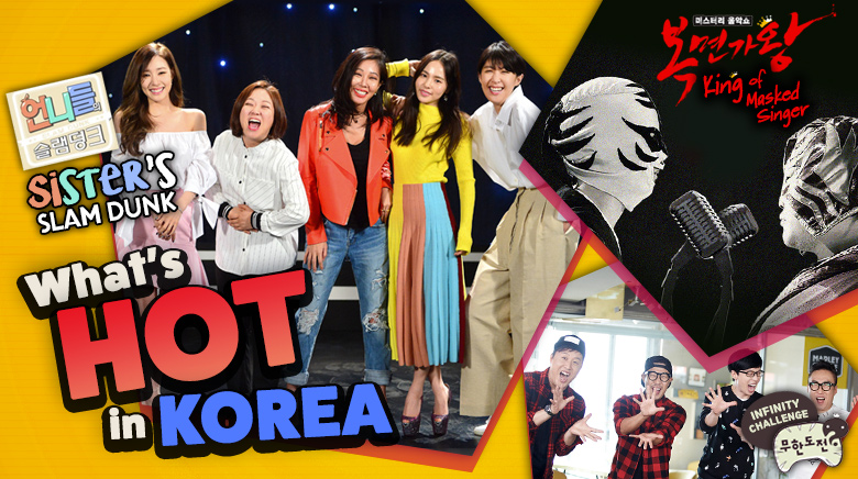 What's Hot in Korea