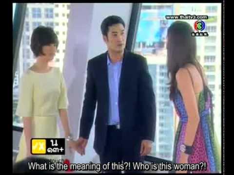 Evil Rose Becomes Love (Kularb Rai Glai Ruk) Episode 1: Hardsubbed (Part 1)