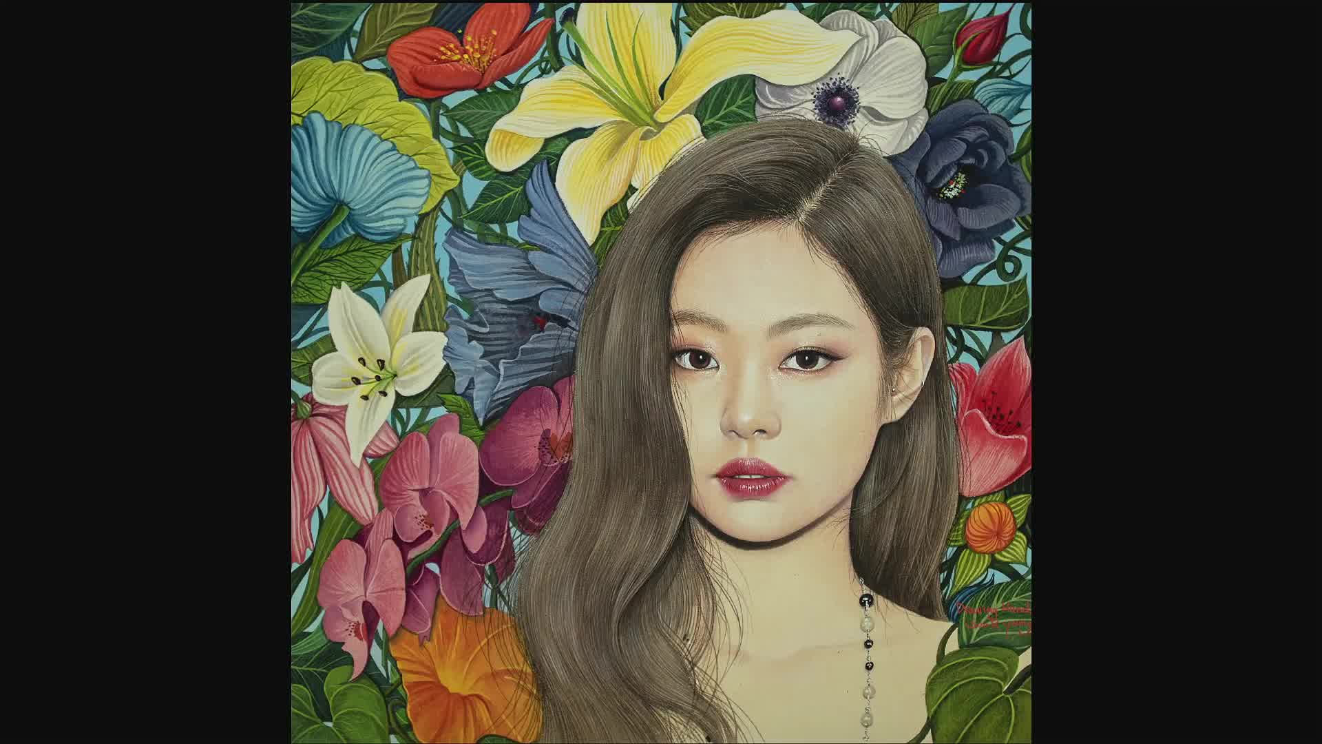 Drawing Hands 第 96集: Drawing BLACKPINK- Jennie [Drawing Hands]