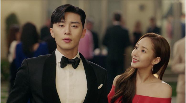 Sinopsis drama What's Wrong With Secretary Kim