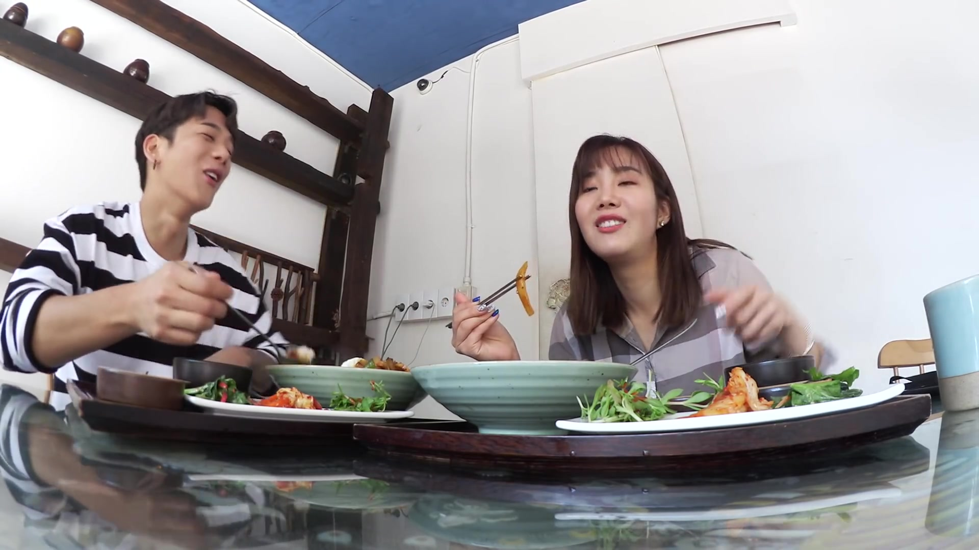 Joanday Episode 22: Lunch Date With Moma in Itaewon