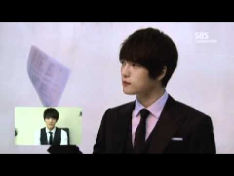 Kim Jaejoong - interview+poster shooting: Protect the Boss