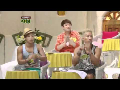 110702 Minwoo & Youngmin @ Quiz to Change the World (ENG SUBS): Boyfriend