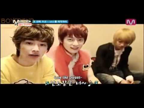 Boyfriend Episode 2: M!Pick Boyfriend Episode 2 (Eng Subs) (Part 1)