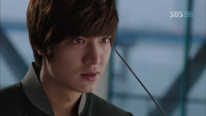 City Hunter Episode 20