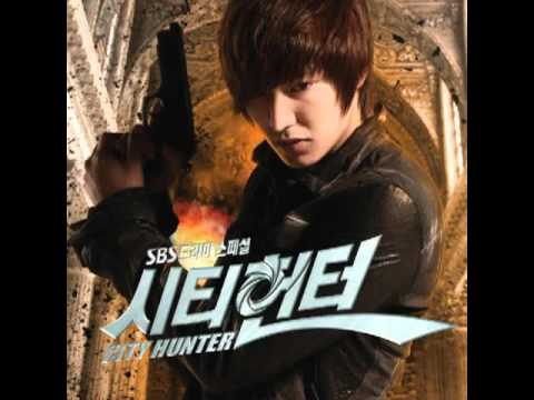 [City Hunter Special OST] 08. Love is over - Apple Mango: City Hunter