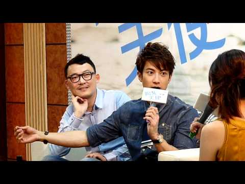 Wu Chun promotes SA in Taiwan: Sunshine Angel