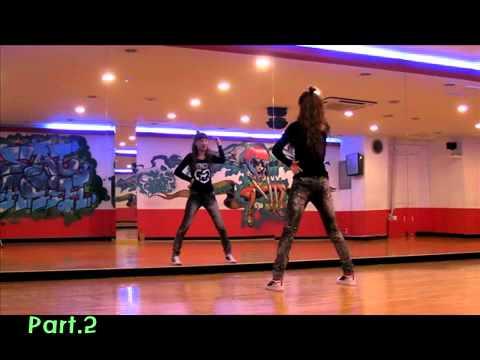 SNSD - Hoot (Part 1): Kpop Dance Tutorial