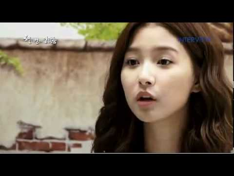 [110826] Kim So Eun - A Thousand Kisses Interview: A Thousand Kisses