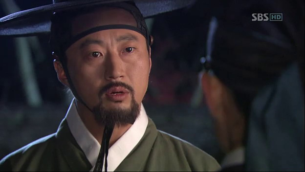 Painter of the Wind Episode 14