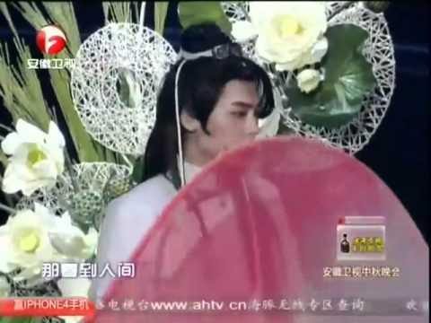 Li Sheng, Zhang Rui on An Hui 2011 Mid-Autumn Festival 2011 (安徽卫视中秋晚会): New My Fair Princess (新還珠格格)
