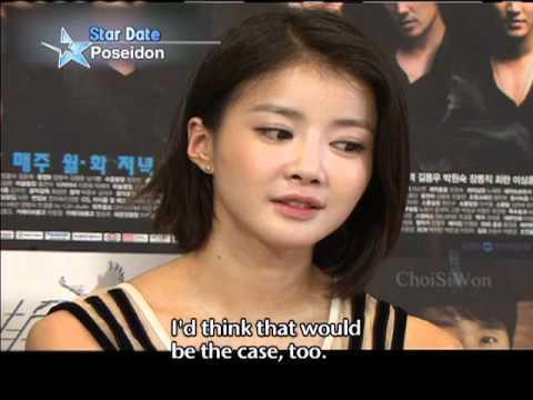 11010 KBS World Star Date – Cast of Poseidon  [ENG SUB]: Poseidon