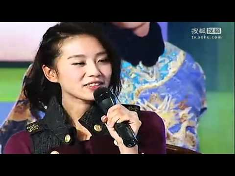 110930 New Face with BBJX casts: Startling by Each Step (Bu Bu Jing Xin)