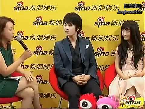 "[JHC][Engsub]Sina Interview with cast of ""Tiptoe to Kiss Love"": Tiptoe to Kiss Love"