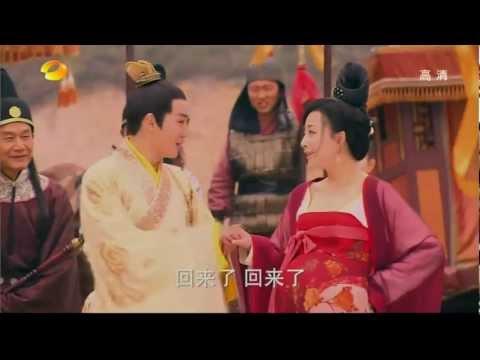 The Secret History of Wu Zetian Episode 8