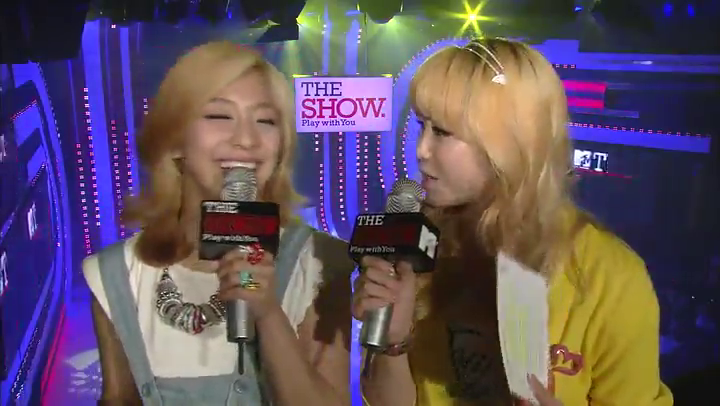 The Show Episode 3: Block B, Chi Chi, U-KISS, INFINITE, 4minute, Handsome people