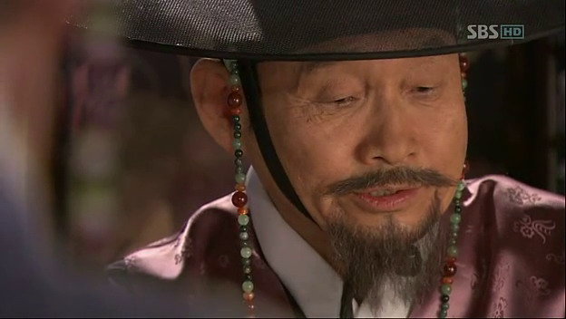 Painter of the Wind Episode 17