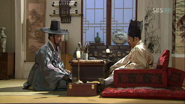 Painter of the Wind Episode 18