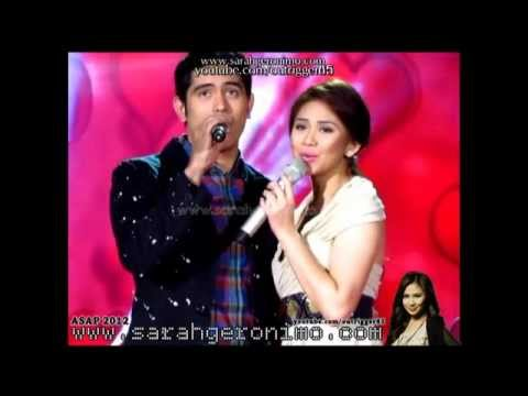 Gerald Anderson and Sarah Geronimo perform Fallin on ASAP: Gerald Anderson
