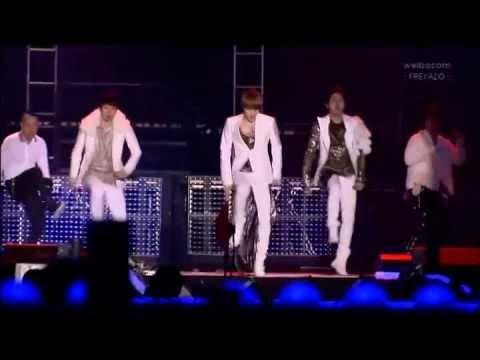 [DVD] JYJ WORLDWIDE CONCERT IN SEOUL - Be The One,  YUCHUN Ver: JYJ (Jaejoong, Yoochun, Junsu)
