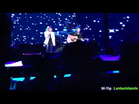 Tears in Heaven - Infinity tour 2012: Charice